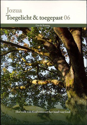 Jozua toegelicht en toegepast (Paperback)