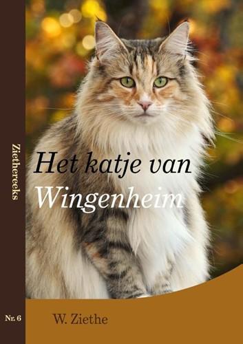 Het katje van Wingenheim (Boek)