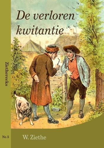 De verloren kwitantie (Boek)