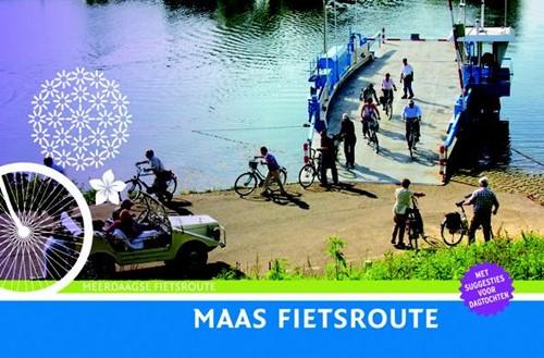 Maas fietsroute Eijsden - Mook (Paperback)