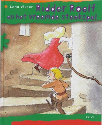 Ridder Roelf en het vreemde steekspel (Hardcover)