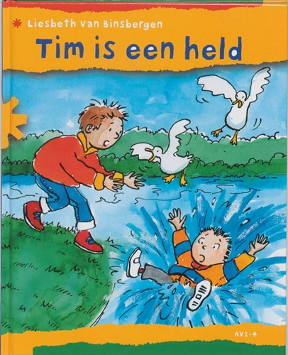 Tim is een held (Hardcover)