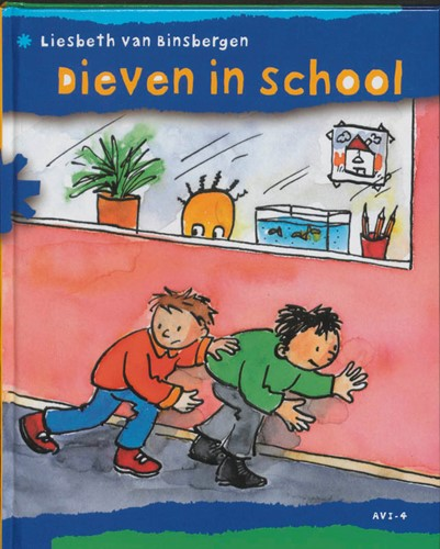 Dieven in school (Hardcover)