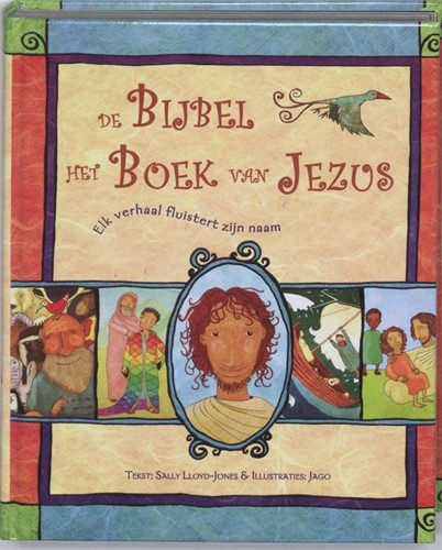 De Bijbel het boek van Jezus (Hardcover)