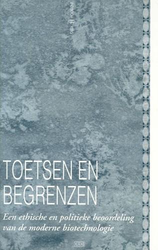 Toetsen en begrenzen (Boek)