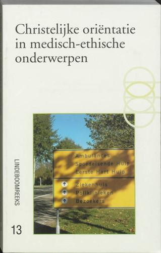 Christelijke orientatie in medisch-ethische onderwerpen (Paperback)