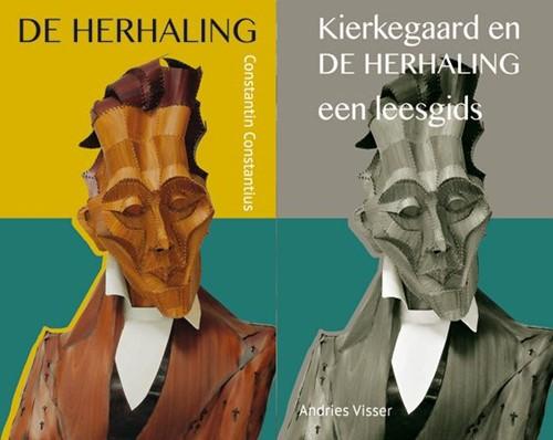 De herhaling en Kierkegaard en de herhaling, een leesgids set (Paperback)