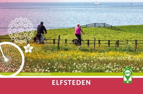 Elfsteden op de fiets (Paperback)