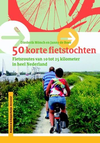 Korte fietstochten in Nederland (Paperback)