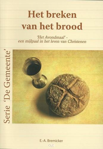 De broodbreking (Boek)