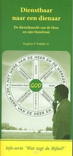 Dienstbaar naar een dienaar (Boek)