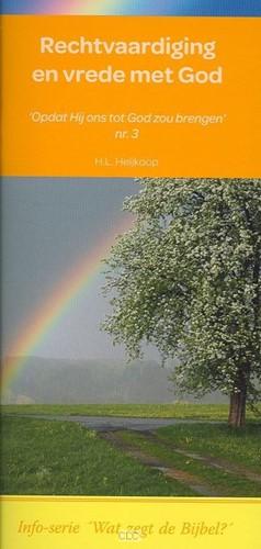Rechtvaardiging en vrede met God (Boek)