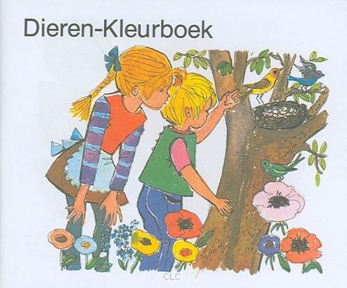 1 Dierenkleurboek (Boek)