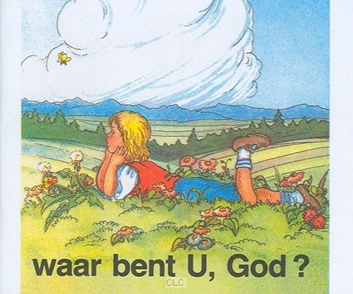 4 Waar bent U, God? (Boek)