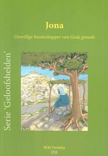Jona, onwillige boodschapper van Gods genade (Boek)