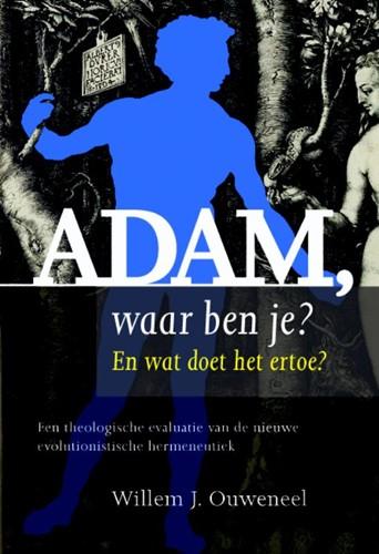 Adam, waar ben je? (Hardcover)