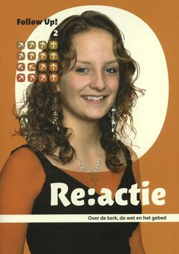 Re:actie (Paperback)