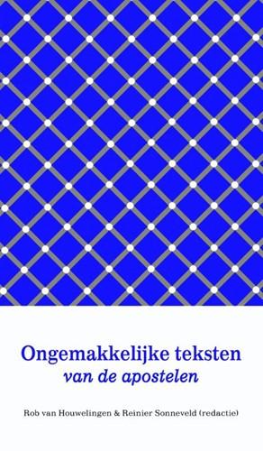 Ongemakkelijke teksten van de apostelen (Paperback)