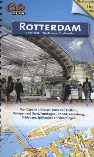 Citoplan Stratengids Rotterdam (Hardcover)