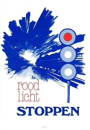Rood licht stoppen (Brochure)