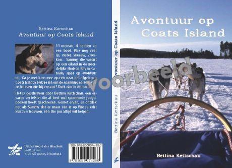 Avontuur op Coats Island (Hardcover)