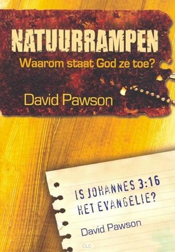 Natuurrampen - waarom staat God ze toe? (Boek)