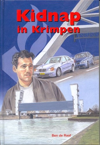 Kidnap in Krimpen (Boek)