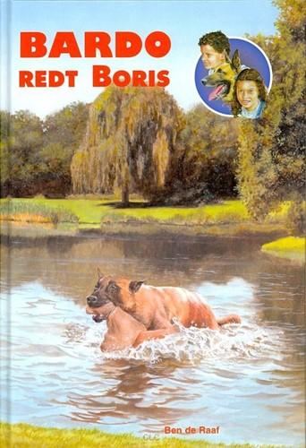 Bardo redt boris (Boek)