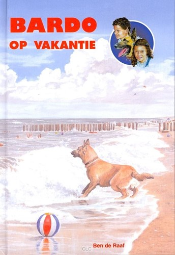 Bardo op vakantie (Hardcover)