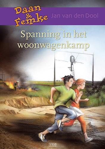 Spanning in het woonwagenkamp (Hardcover)