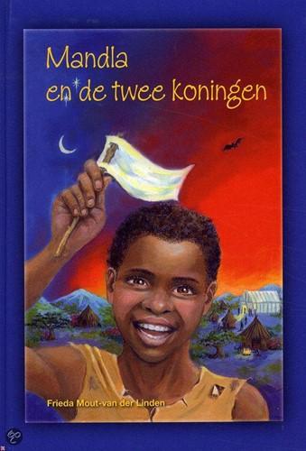 Mandla en de twee koningen (Boek)