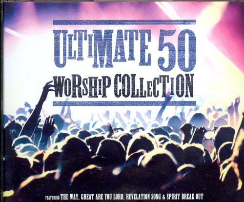 Ultimate 50 worship collection (CD)