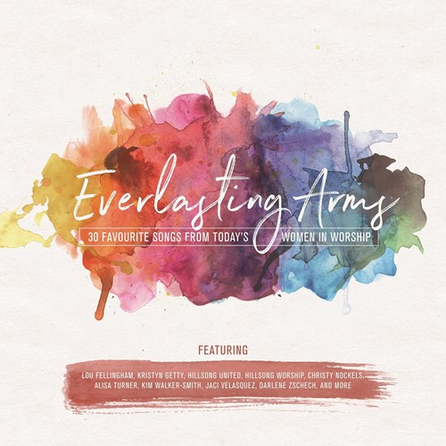 Everlasting Arms (CD)