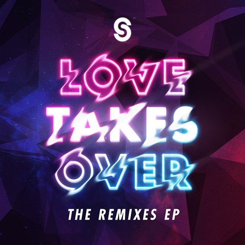Love takes over (remix) (CD)