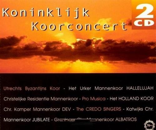 Koninklijk Koorconcert 2CD (CD)