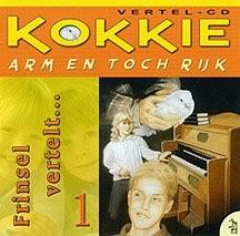 Kokkie 1 arm en toch rijk luisterboek (CD)