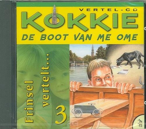 Kokkie 3 boot van me ome luisterboek (CD)