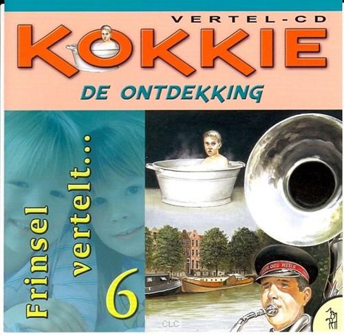 Kokkie 6 de ontdekking luisterboek (CD)