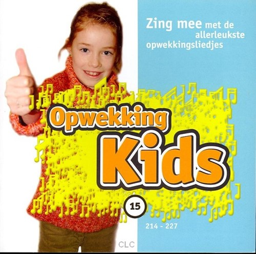 Opwekking kids 15 cd  (214-227) (CD)