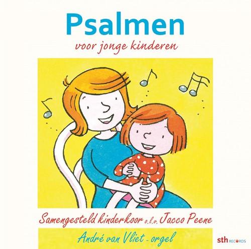 Psalmen voor jonge kinderen 1 CD (CD)