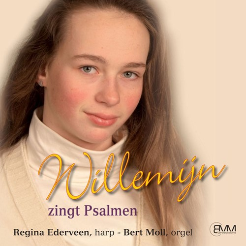Willemijn zingt psalmen (CD)