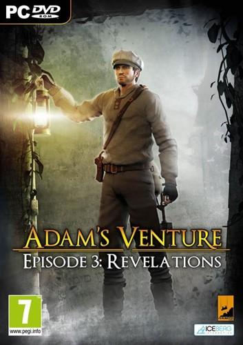 Adam s venture (DVD-rom)