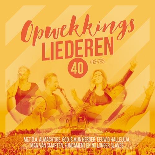 Opwekkingsliederen 40 (CD/DVD)