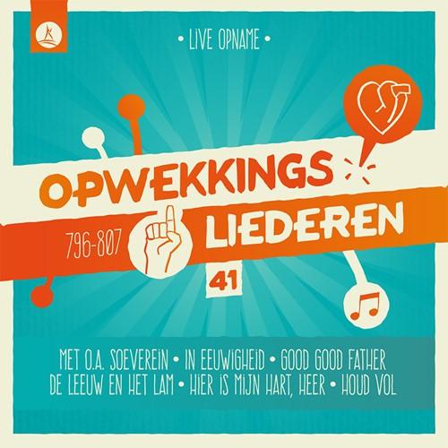 Opwekkingsliederen 41 (CD/DVD)