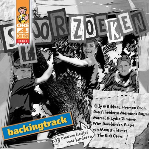 Spoorzoeken - Backintrack (CD)