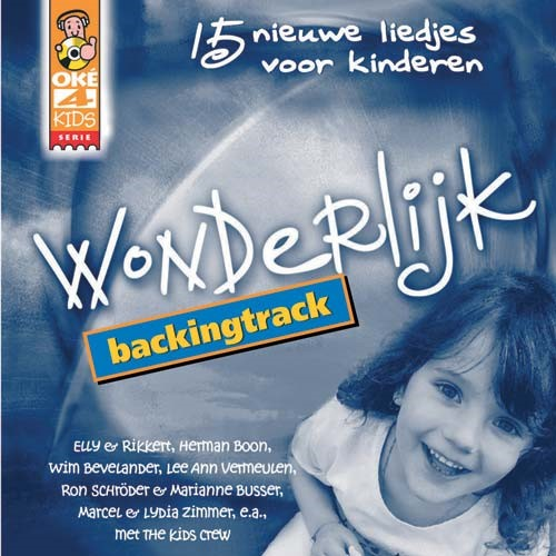 Wonderlijk - Backingtrack (CD)