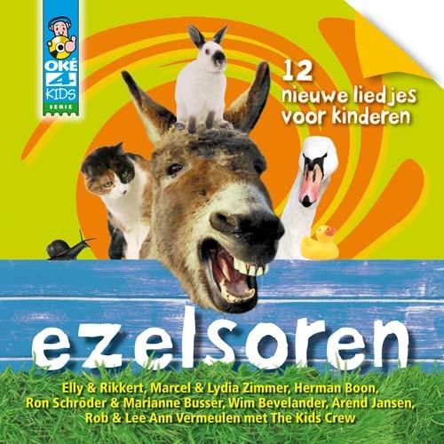 Ezelsoren (CD)