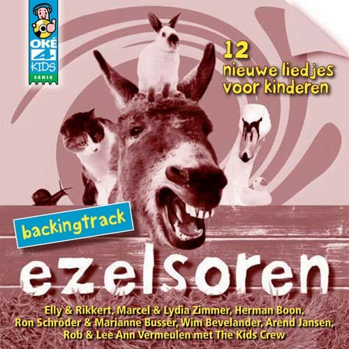 Ezelsoren - backingtrack