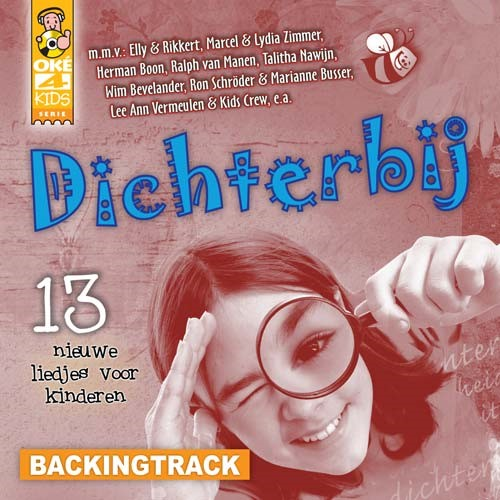 Dichterbij - Backingtrack (CD)
