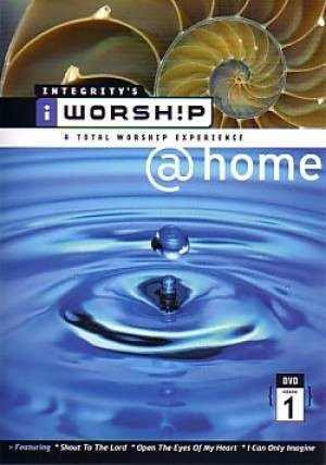 Iworship @home vol.1 (DVD-rom)